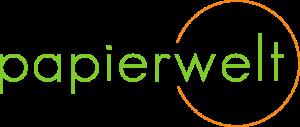 Papierwelt-Logo
